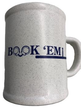 BOOKEM COFFEE MUG