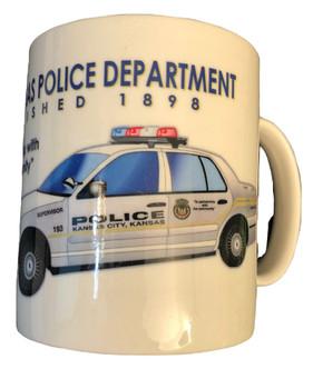Kansas City KANSAS Mug
