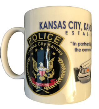 Kansas City KANSAS POLICE Mug