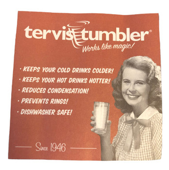 TERVIS PITCH