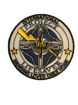 PROJECT LIFESAVER PATCH FREE SHIPPING!