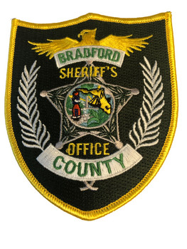 BRADFORD SHERIFFS OFFICE FL PATCH
