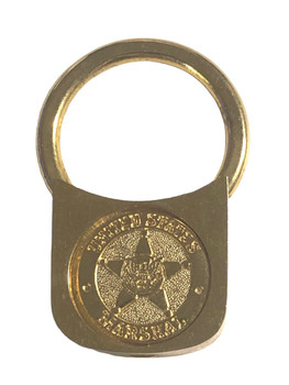 U.S. MARSHAL TWIST KEY TAG FREE SHIPPING!