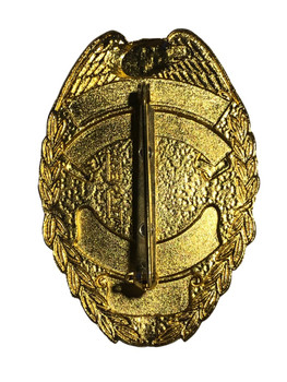 JUVENILE PROBATION OFFICER BADGE
