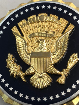 PRESIDENT SEAL UNIT BADGE