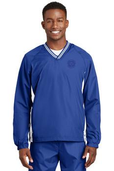 GACP Sport-Tek® Tipped V-Neck Raglan Wind Shirt