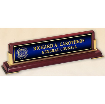 GACP VERTICAL NAME PLATE