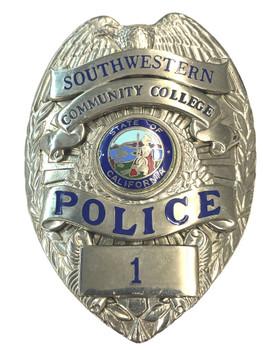 SOUTHWESTERN UNIV COLLEGE POLICE  FL BADGE