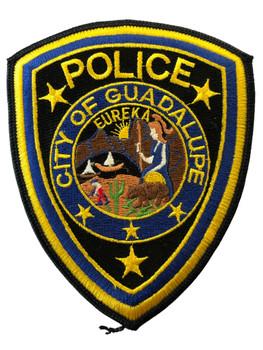 GUADALUPE POLICE CA