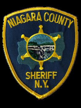 NIAGARA CTY  NY SHERIFF POLICE  PATCH
