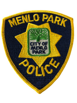 MENLOW PARK  POLICE CA PATCH