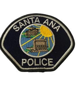 SANTA ANA POLICE CA PATCH