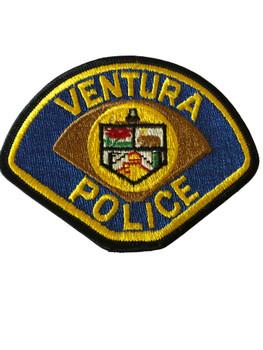VENTURA  POLICE CA PATCH