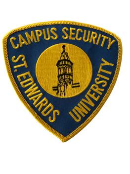 ST. EDWARDS UNIV.  TX POLICE PATCH