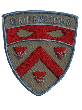 NORTH KINGSTOWN POLICE RI PATCH