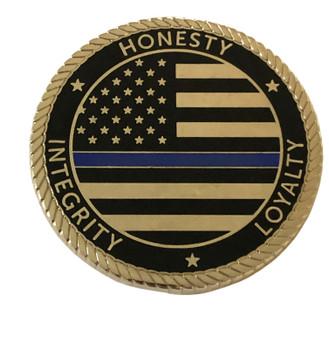 HAPEVILLE GA POLICE COIN