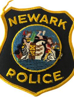 NEWARK  POLICE NJ PATCH
