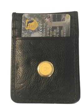 Magnetic Money Clip US MARSHAL LOGO