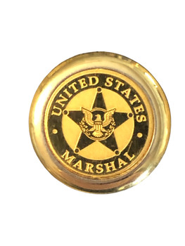 Magnetic Money Clip US MARSHAL LOGO