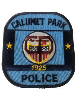 CALUMET PARK POLICE IL PATCH