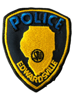 EDWARDSVILLE  POLICE IL PATCH