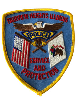 FAIRVIEW HEIGHTS  POLICE IL PATCH