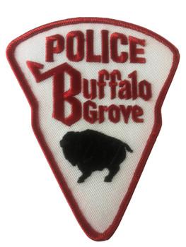 BUFFALO GROVE  POLICE IL PATCH