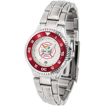 COMPETITOR LADIES FIRE STEEL WATCH
