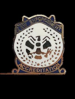 CALEA ACCREDITATION Award Bar Pins