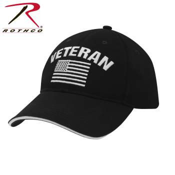 Veteran Low Profile Cap