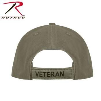 Veteran Low Profile Cap OD Green