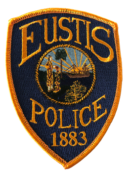 EUSTIS POLICE FL PATCH