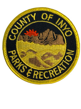 INYO COUNTY PARKS & RECREATION CA FREE SHIPPING!