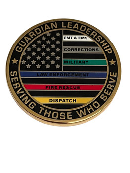 GUARDIAN LEADERSHIP COIN