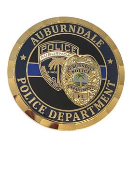 AUBURNDALE POLICE FL COIN