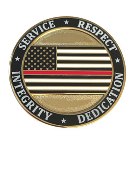COPLEY FIRE DEPARTMENT COIN