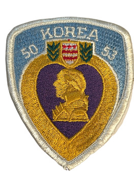 KOREA 1950-1953  PATCH FREE SHIPPING!