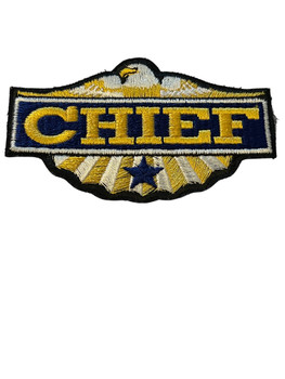 CHIEF PATCH FREE SHIPPING!