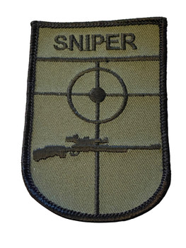 SNIPER  PATCH FREE SHIPPING!