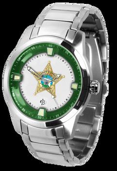 SEMINOLE Titan Steel Watch
