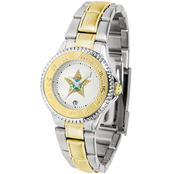 SEMINOLE COMPETITOR LADIES TWO-TONE WATCH