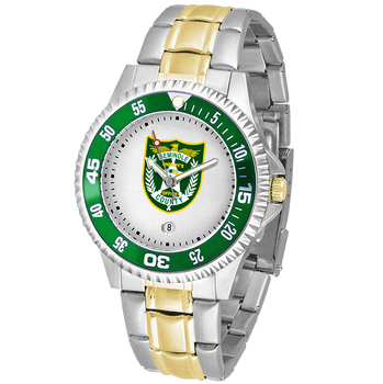 SEMINOLE COMPETITOR MENS TWO-TONE WATCH