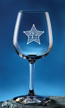SEMINOLE TASTERS WINE GLASS