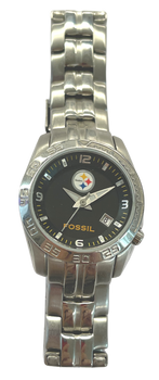 PITTSBURGH Fossil Watch LADIES Three Hand Date