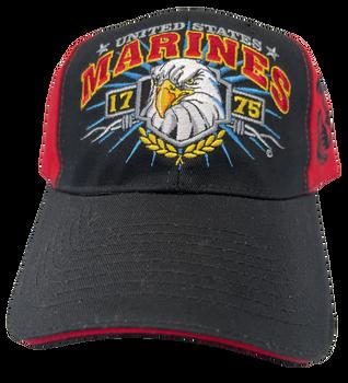 Marine Corps Hat Eagle 1775 Semper Fidelis