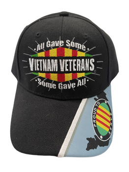 VIETNAM VETERAN PROUD TO SERVE HAT