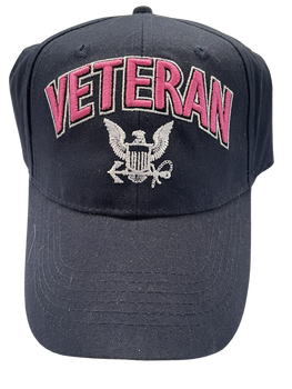 NAVY VETERAN LADIES HAT