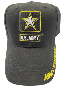 ARMY HAT ARMY STRONG WORDS