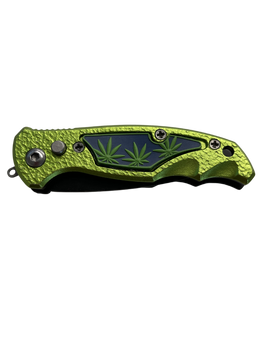 GREEN SPRING ASSIT DOPE KNIFE