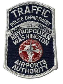 METRO WASHINGTON AIRPORTS MINI PATCH FREE SHIPPING!